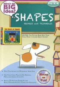 Shapes-Squares&Triangles:What'stheBigIdea?Workbook