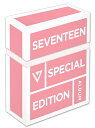 【輸入盤】Love & Letter repackage album 【Special Edition/ 日本仕様版】(CD+2DVD) [ SEVENTEEN...