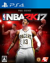 NBA 2K17 PS4版