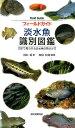 フィールドガイド淡水魚識別図鑑 日本で見られる淡水魚の見分け...