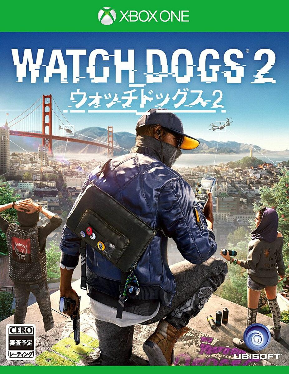 ウォッチドッグス2 XboxOne版