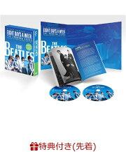 【先着特典】ザ・ビートルズ EIGHT DAYS A WEEK -The Touring Years スペシャル・エディション(楽天ブックス特典 ポストカード3枚セット&A5サイズ フォトシート付き)