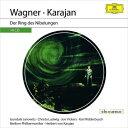 【輸入盤】『ニーベルングの指環』全曲 ヘルベルト・フォン・カラヤン&ベルリン・フィル(14CD) [ ワーグナー(1813-1883) ]