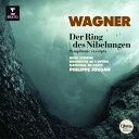 【輸入盤】『ニーベルングの指環』管弦楽曲集 P.ジョルダン&パリ国立オペラ座管 ステンメ(2CD) ワーグナー(1813-1883)