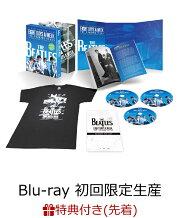 【先着特典】ザ・ビートルズ EIGHT DAYS A WEEK -The Touring Years コレクターズ・エディション(初回限定生産)(楽天ブックス特典 ポストカード3枚セット&A5サイズ フォトシート付き)【Blu-ray】