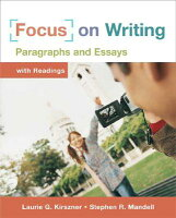 focus on writing paragraphs and essays kirszner