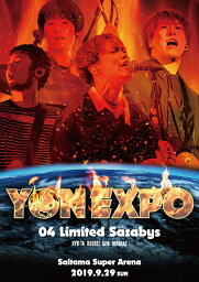 YON EXPO【Blu-ray】 [ <strong>04</strong> <strong>Limited</strong> <strong>Sazabys</strong> ]