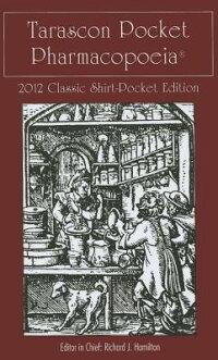 TarasconPocketPharmacopoeia2012ClassicShirt-PocketEdition