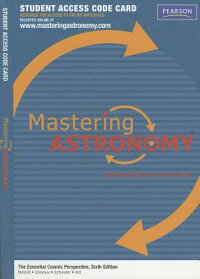 MasteringAstronomy:TheEssentialCosmicPerspectiveStudentAccessCodeCard