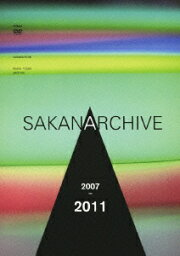 SAKANARCHIVE 2007-2011〜<strong>サカナクション</strong> ミュージックビデオ集〜 [ <strong>サカナクション</strong> ]
