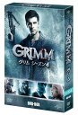 GRIMM/グリム シーズン4 DVD-BOX [ デヴィッド・ジュントーリ ]