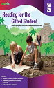 Reading for the Gifted Student, Grade 5: Challenging Activities for the Advanced Learner READING FOR THE GIFTED S-GRD 5 (For the Gifted Student) [ Flash Kids ]