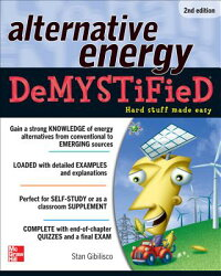 AlternativeEnergyDemystified,2ndEdition[StanGibilisco]
