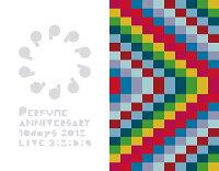 Perfume Anniversary 10days 2015 PPPPPPPPPP��LIVE 3��5��6��9�ס�Blu-ray Disc2����+��ڥե��ȥ֥å���å�+3��5��6��9�����ʡ� �ؼ���ۡڽ������ס�