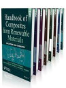 Handbook of Composites from Renewable Materials, Set HANDBK OF COMPOSITES FROM -8CY [ Vijay Kumar Thakur ]