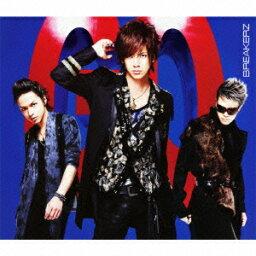 GO (初回限定A)(CD+DVD) [ <strong>BREAKERZ</strong> ]