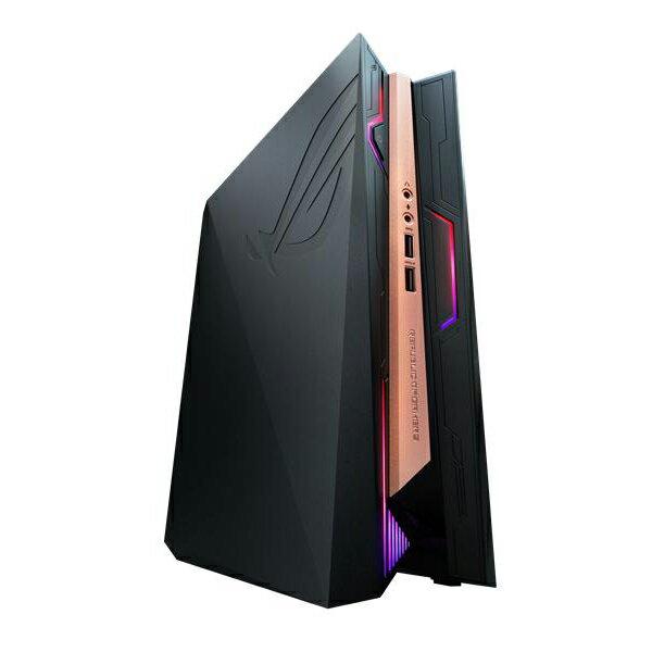 ASUS ROG GR8II デスクトップPC(Core i7-7700/NVIDIA GTX1060/16G/256G SSD+1TB HDD/802.11 a/b/g/n/ac/Gaming KBM SICA/Win10 Home)