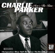 【輸入盤】 CHARLIE PARKER / NOW'S THE TIME