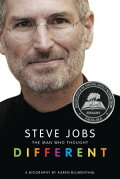 STEVE JOBS:MAN WHO THOUGHT DIFFERENT(P) at rakuten: 9781250014450