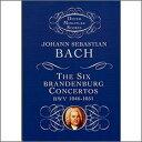 【輸入楽譜】バッハ, Johann Sebastian: ブランデンブルク協奏曲 全曲集 BWV 1046-1051 [ バッハ, Johann Sebastian ]