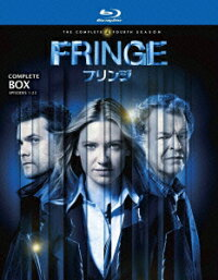 FRINGE���ե��ե���������������䥳��ץ�ȡ��ܥå�����Blu-rayDisc��