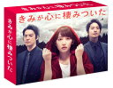 きみが心に棲みついた DVD-BOX [ 吉岡里帆 ]...