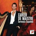 其它 - 【輸入盤】『スペインのセレナータ』 グザヴィエ・ドゥ・メストレ [ Harp Classical ]