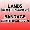 BANDAGE(初回限定CD+DVD)