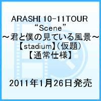 "ARASHI 10-11 TOUR ""Scene""〜君と僕の見ている風景〜 STADIUM [ 嵐 ]"