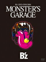 B'z/LIVE-GYM 2006 MONSTER'S GARAGE 〈3枚組〉