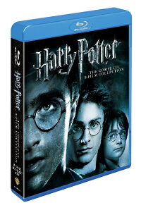 Harry Potter Blu-ray Complete Set