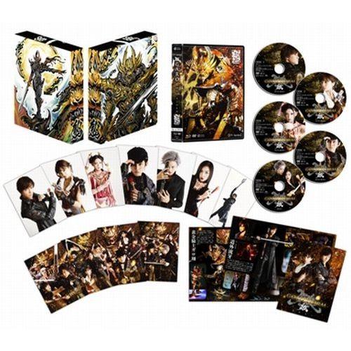 【TVシリーズ】牙狼<GARO>-GOLD STORM-翔 Blu-ray BOX 1【B…...:book:17489480