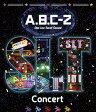 A.B.C-Z Star Line Travel Concert Blu-ray(初回限定盤)【Blu-ray】 [ A.B.C-Z ]