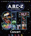 A.B.C-Z Star Line Travel Concert Blu-ray(初回限定盤)【Blu-ray】 [ A.B.C-Z ]