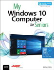 My Windows 10 Computer for Seniors (Includes Video and Content Update Program) [ Michael Miller ]
