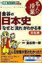 金谷の日本史文化史「なぜ」と「流れ」がわかる本(文化史) (東進ブックス 名人の授業) [ 金谷俊一郎 ]