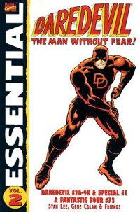 Essential_Daredevil_-_Volume_2