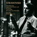 ストラヴィンスキー:バレエ組曲「プルチネルラ」 ピアノと管弦楽のためのカプリッチョ サーカス・ポルカ/ペトルーシュカからの3楽章 [ ケーゲル レーゼル ]