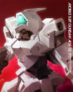 機動戦士ガンダムAGE 第2巻 【豪華版】【初回...の商品画像
