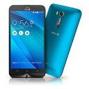 ZenFone GO ブルー ZB551KL-BL16 (SIMフリー/Android5.1.1 /5.5inch /デュアルmicroSIM /LTE)(2GB/16GB)