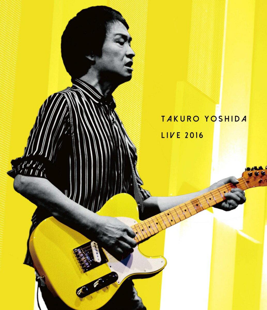 吉田拓郎 LIVE 2016【Blu-ray】 [ 吉田拓郎 ]