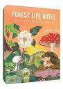 FOREST LIFE:20 NOTECARDS NATHALIE LETE