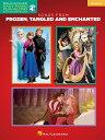 イージー・ピアノCD・プレイ・アロング 第32巻: 映画「アナと雪の女王」、「塔の上のラプンツェル」、「魔法にかけられて」(オンライン・オーディオ・アクセスコード付)