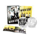 The Story of CNBLUE NEVER STOP 【初回限定豪華版】 [ CNBLUE ]