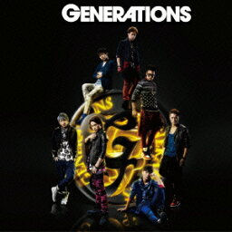 <strong>GENERATIONS</strong>(CD+DVD) [ <strong>GENERATIONS</strong> <strong>from</strong> <strong>EXILE</strong> <strong>TRIBE</strong> ]