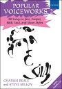 【輸入楽譜】ビール, Carles & ミロイ, Steve: Popular Voiceworks 第2巻: CD2枚組 [ ビール, Carles & ミロイ, Steve ]