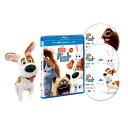 <数量限定生産>ペット 3D+ブルーレイ+DVDセット(3枚組) マックスぬいぐるみ付きスペシャルパック【Blu-ray】 [ ルイス・C.K. ]