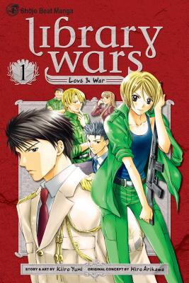LIBRARY WARS #01(P) [ KIIRO/ARIKAWA YUMI HIRO ]