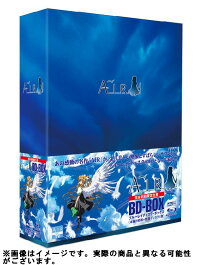 『AIR』Blu-ray Disc BOX