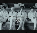 FATE NUMBER FOR (CD+DVD+スマプラ) [ WINNER ]